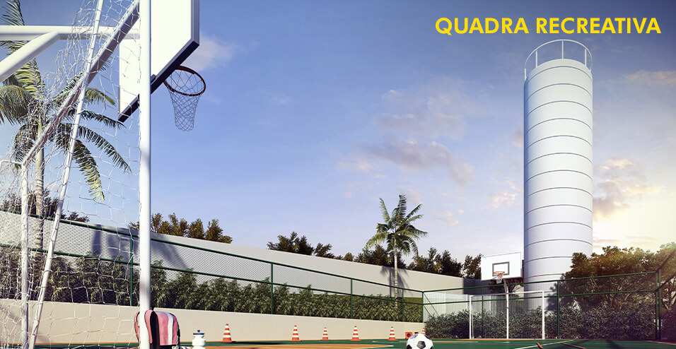 Quadra Recreativa